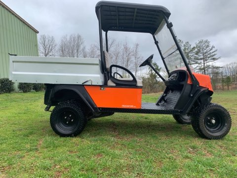 Utility Vehicle Auction
