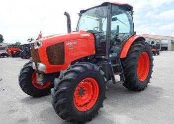 Kubota Tractor Auction