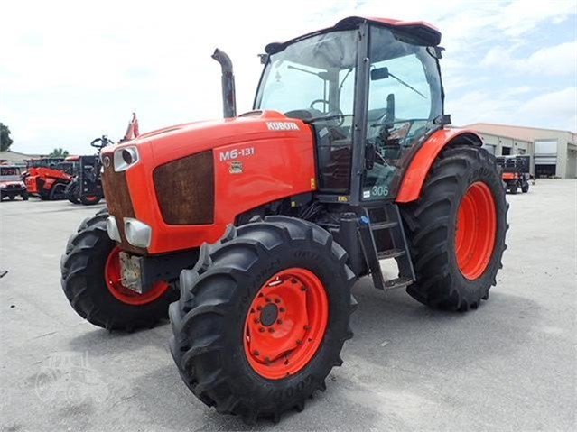 Kubota Tractor Auction