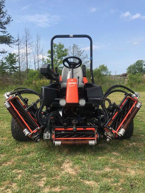 November Turf Equipment Auction