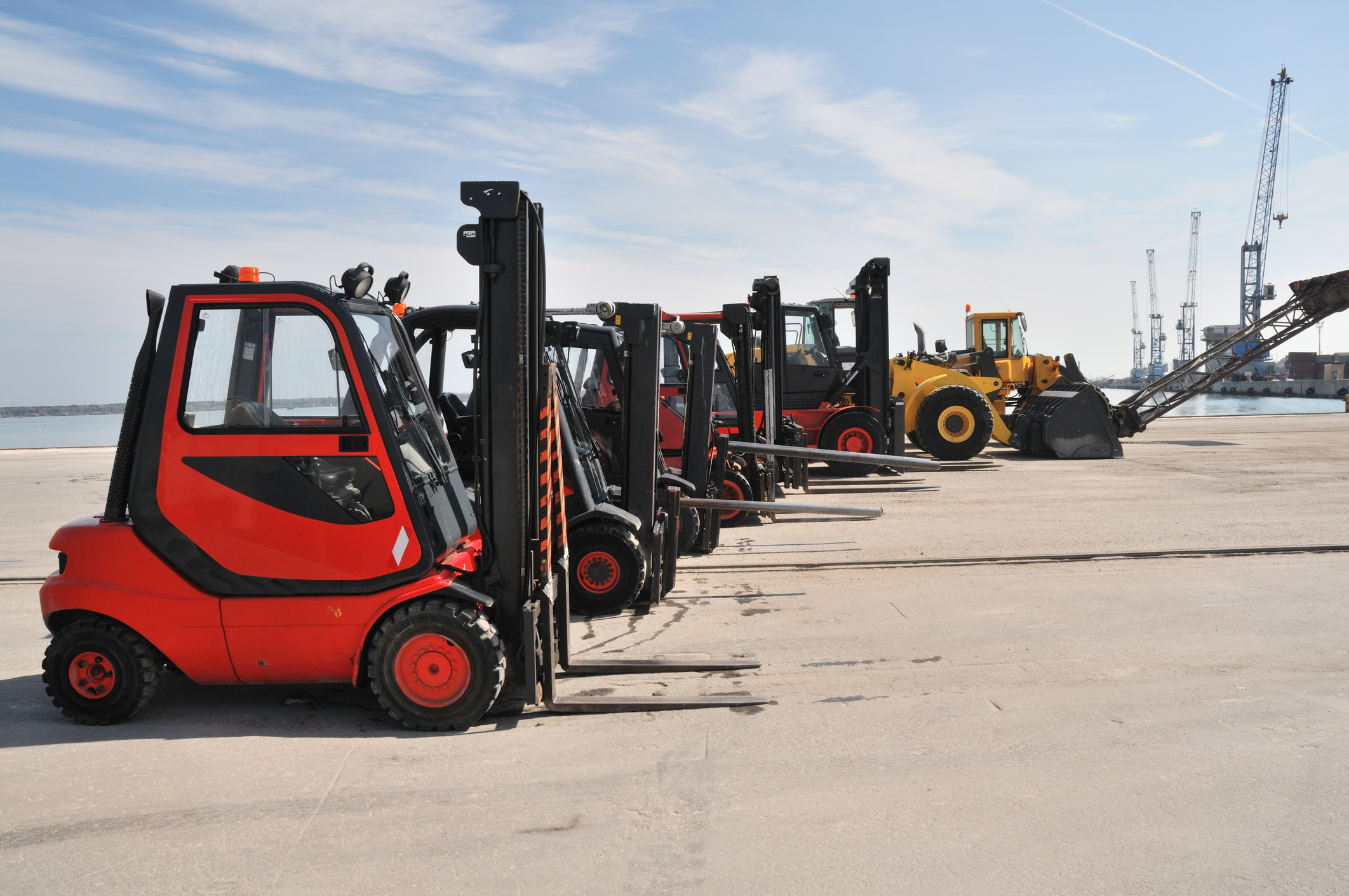 You are currently viewing Material Handling Auction